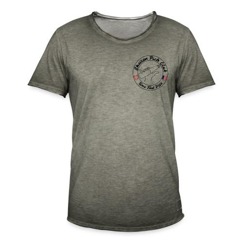 logo2 - T-shirt vintage Homme