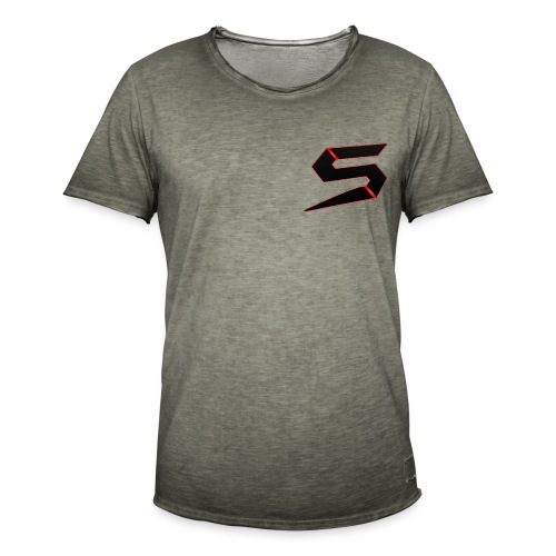 SNTRK MERCH - Männer Vintage T-Shirt