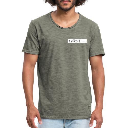 Leiko´s - Männer Vintage T-Shirt