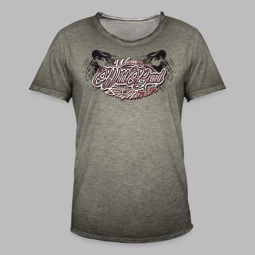 WienerWildBeard © 2FACE - Männer Vintage T-Shirt