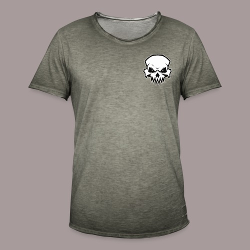 HC HEAD 1 - Mannen Vintage T-shirt