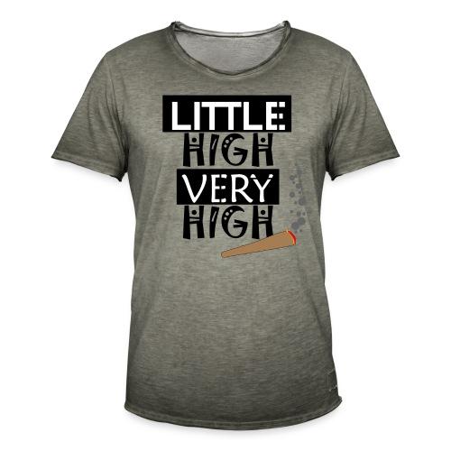 Very High - Camiseta vintage hombre