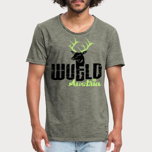 Wüld Austria - Männer Vintage T-Shirt
