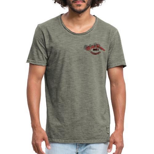 BulletCrimesWear2 - Camiseta vintage hombre