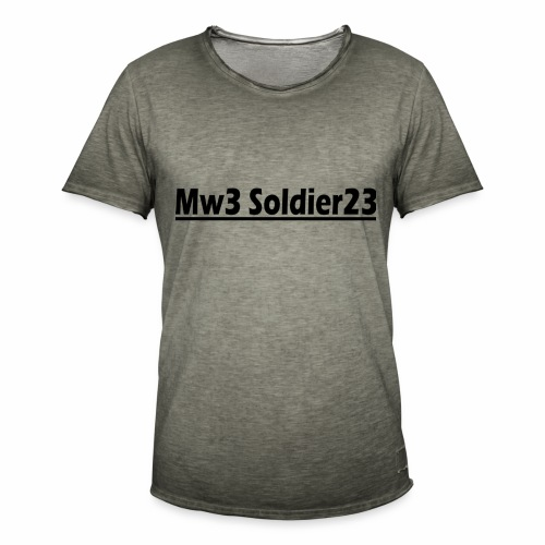 Mw3_Soldier23 - Men's Vintage T-Shirt
