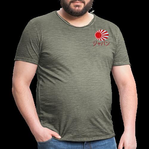 Japan - T-shirt vintage Homme
