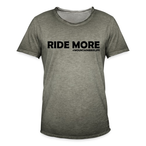Ride mode - Herre vintage T-shirt
