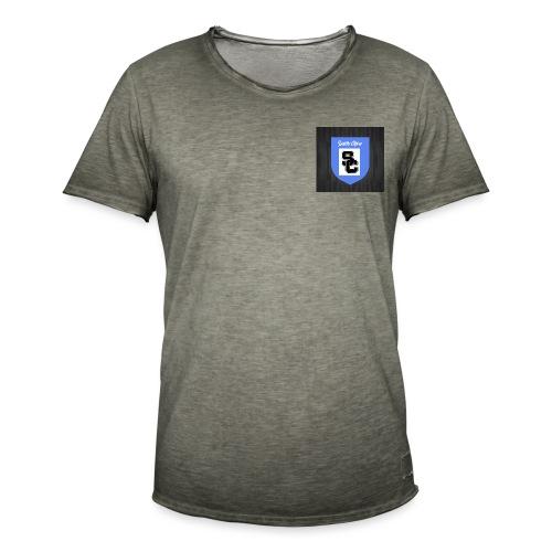 Safety Crew Merch - Men's Vintage T-Shirt