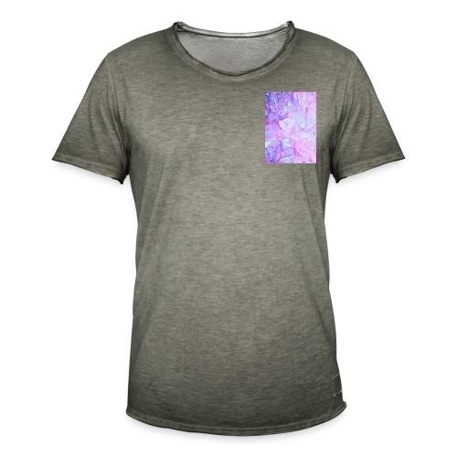 SIPMPLE - Mannen Vintage T-shirt