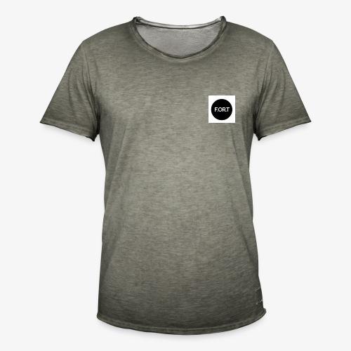 FAST - Men's Vintage T-Shirt