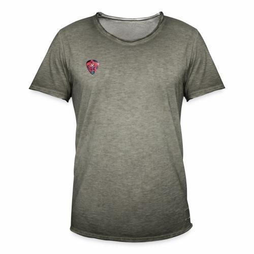 Parzel - Männer Vintage T-Shirt