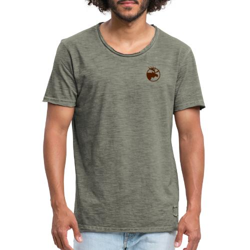 MINIMAL - Maglietta vintage da uomo