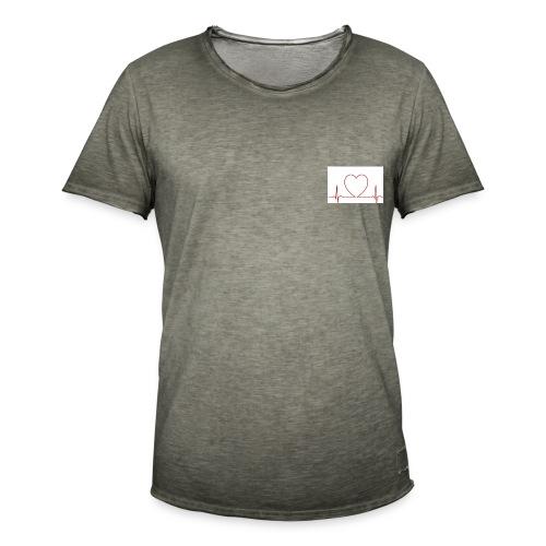 ele - Maglietta vintage da uomo