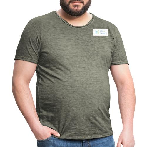 UX for Change - Men's Vintage T-Shirt