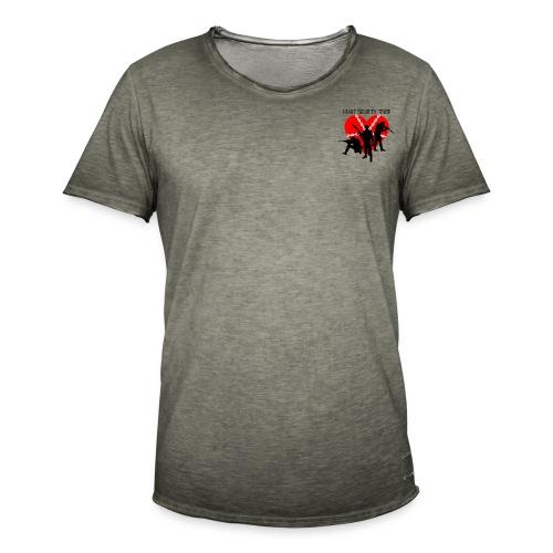 Heart troop - Camiseta vintage hombre