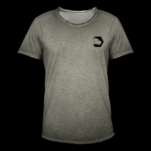 Rael - Camiseta vintage hombre