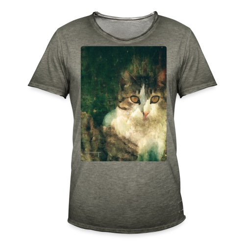 № 18 [ingenium] - Men's Vintage T-Shirt