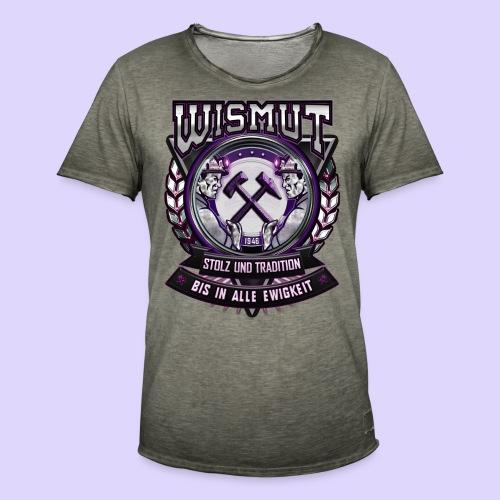 Stolz und Tradition - Männer Vintage T-Shirt