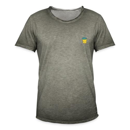 Official KRUTM Logo - Vintage-T-shirt herr