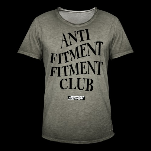 ANTIFITMENT - Mannen Vintage T-shirt