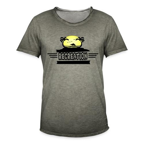 Funny - T-shirt vintage Homme