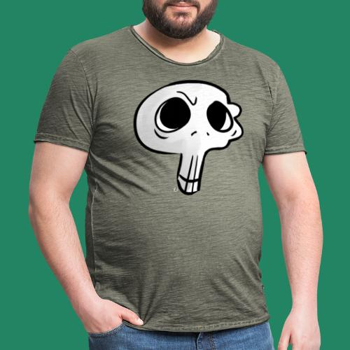 Skull - T-shirt vintage Homme