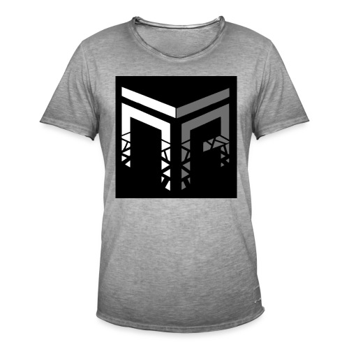 NAYRO SUMMER COLLECTION - Mannen Vintage T-shirt