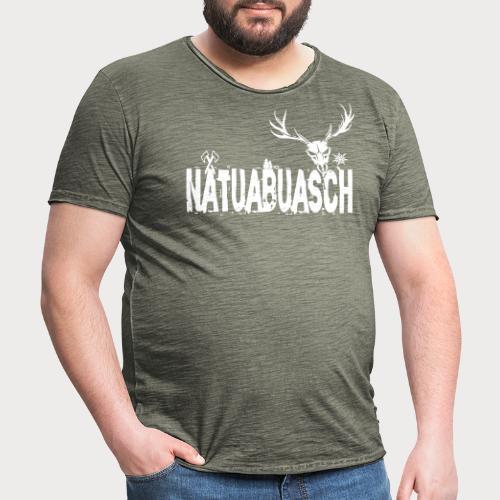 Natuabuarsch - Männer Vintage T-Shirt