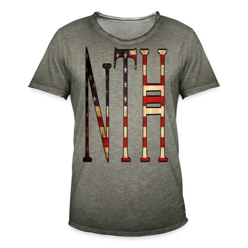 Nth4 - Men's Vintage T-Shirt