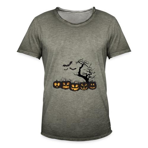 halloween - Men's Vintage T-Shirt