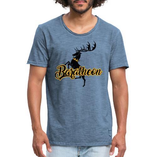 FANTASIA MEDIEVAL - Camiseta vintage hombre