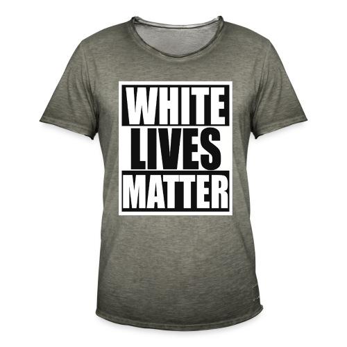 Black Lives Matter Shirt Black Lives Matter Hoodie - Maglietta vintage da uomo