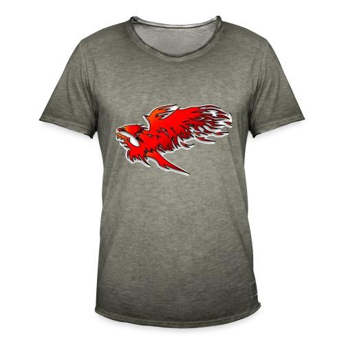 feueradler - Männer Vintage T-Shirt
