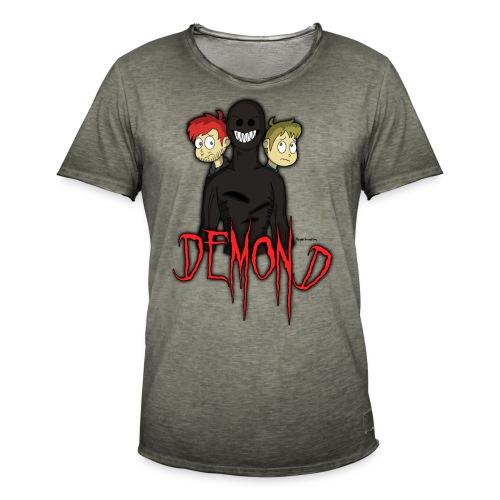 'DEMOND' Tshirt (Colesy Gaming - YouTuber) - Men's Vintage T-Shirt