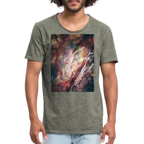 № 20 [mundi] - Men's Vintage T-Shirt