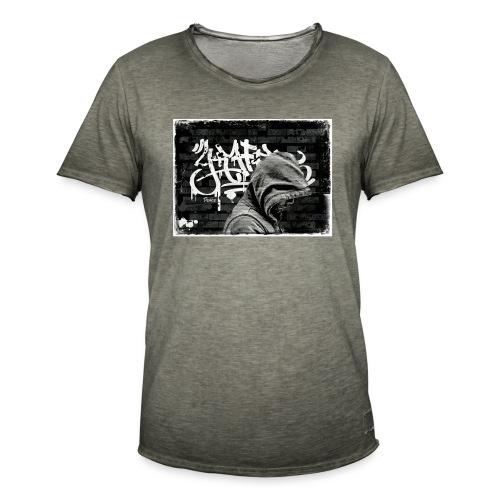 Hood - T-shirt vintage Homme