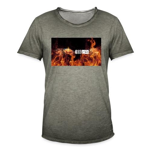 Barbeque Chef Merchandise - Men's Vintage T-Shirt