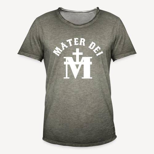 MATER DEI - Men's Vintage T-Shirt