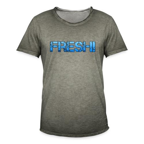 Merch von DieBrosZocken - Männer Vintage T-Shirt