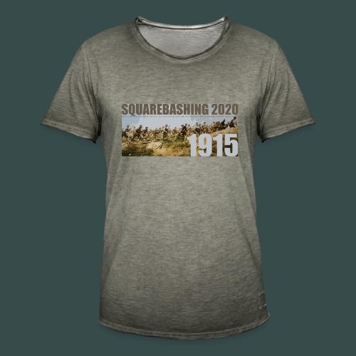 squarebashing2020 3 - Men's Vintage T-Shirt