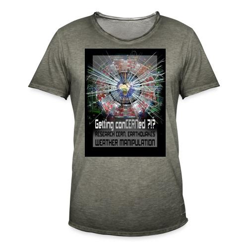 Getting conCERNed ?!? - Mannen Vintage T-shirt