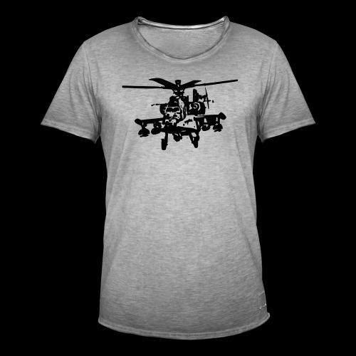apachee - Männer Vintage T-Shirt