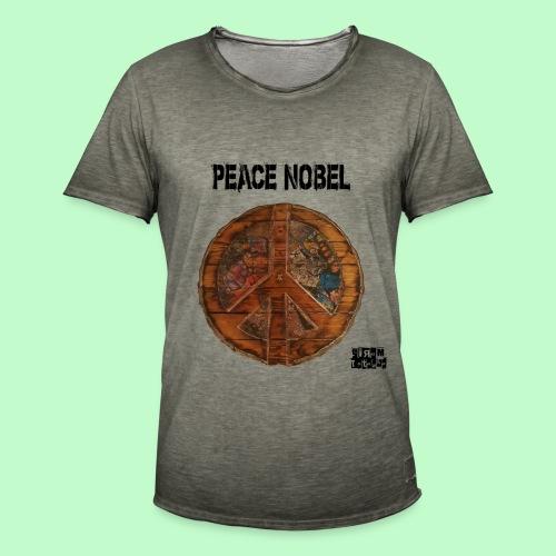 PEACE NOBEL - T-shirt vintage Homme