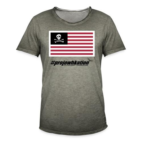 united big domination jowhwear projowhka - Männer Vintage T-Shirt