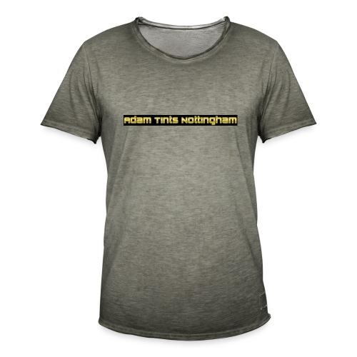 Adam Tints Nottingham - Men's Vintage T-Shirt