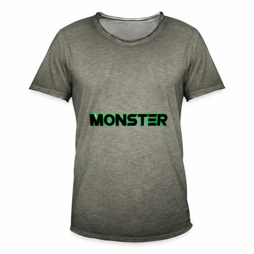 xtreme Monster - Camiseta vintage hombre