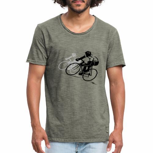 Cycling - Männer Vintage T-Shirt
