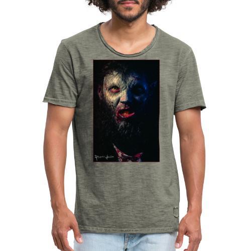 Werewolf - T-shirt vintage Homme