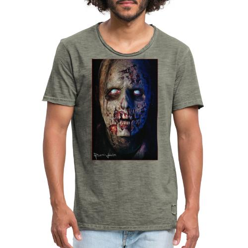 Zombie 01 - T-shirt vintage Homme