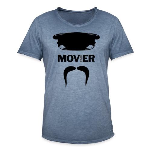 Mover - Miesten vintage t-paita